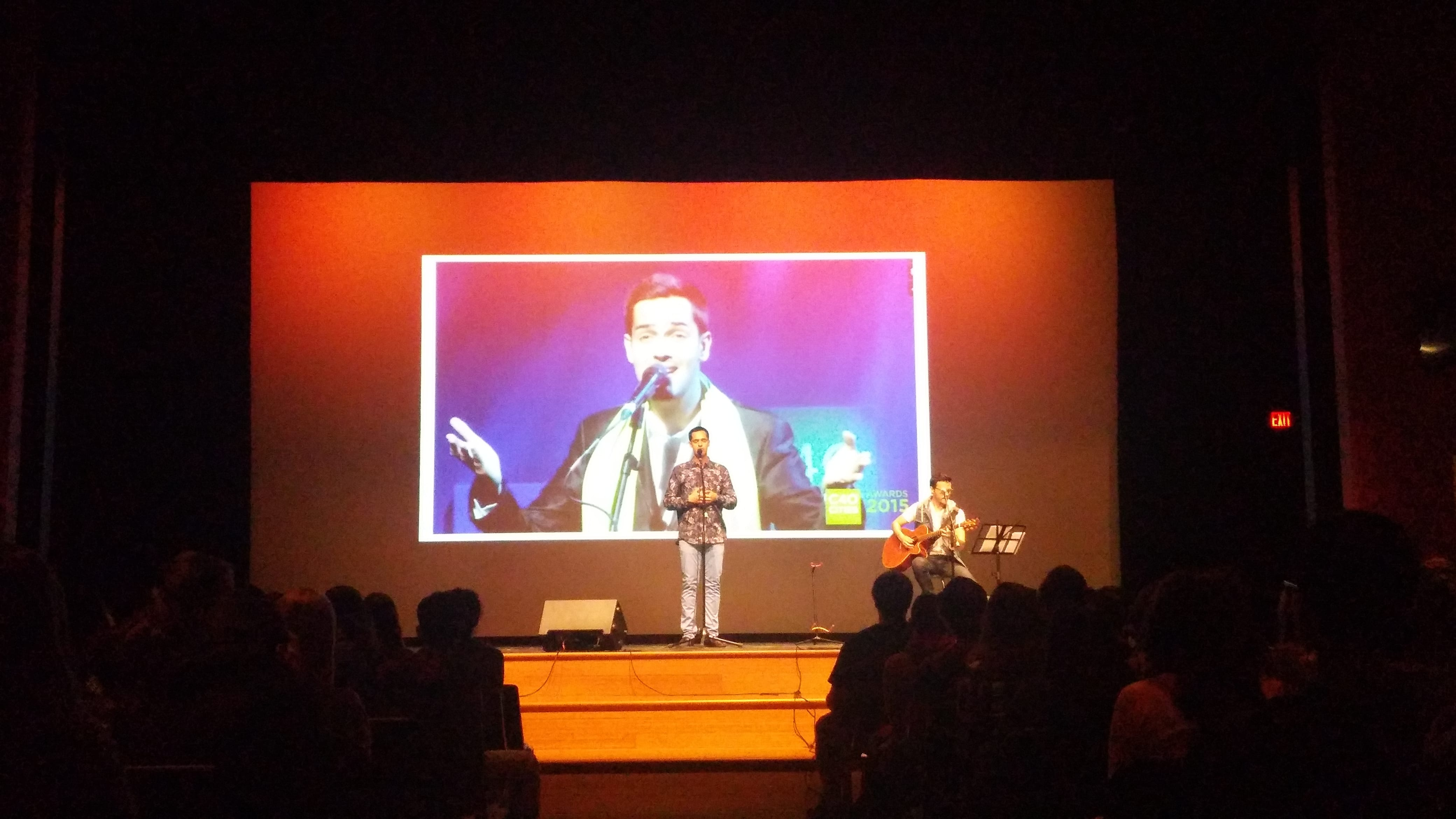 (#2) R.A.I.N. with SunShine Tour: The Voice of France @ Dr. Frank Hayden High-School's multicultural week