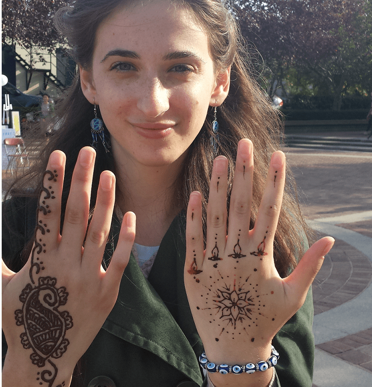 Henna Ana Bianca