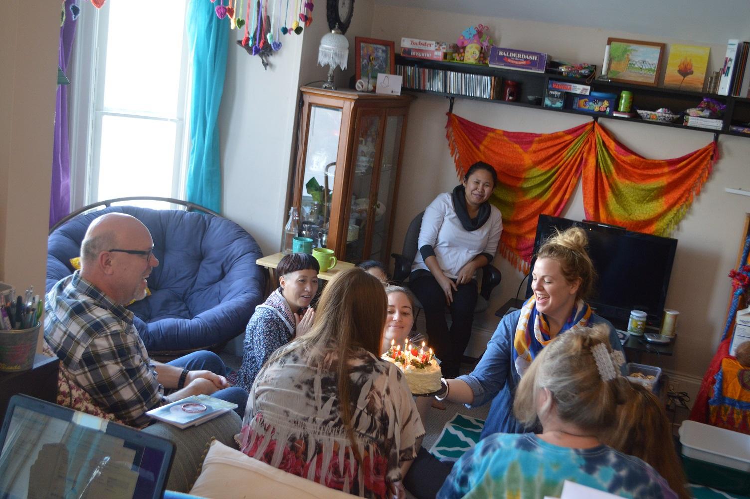 Mirandas and Birthdays - Barrie Seminar