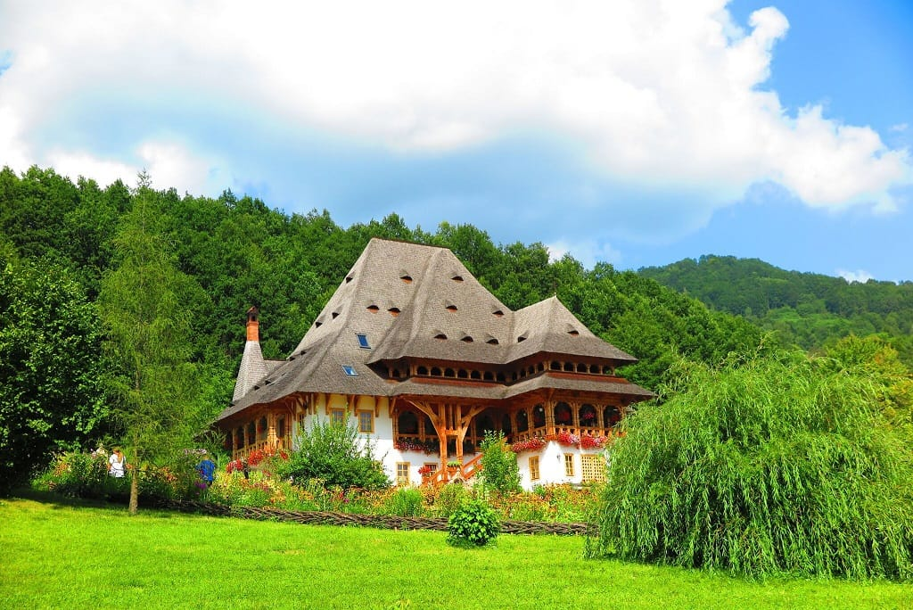 Take a Virtual Walk through Romania ..  and Meditate