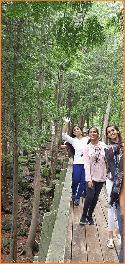 """Last Bouquet of Photos and Impressions: One Day Yoga Meditation Retreat """"Motherly Guru Seminar"""" at Peter's and Crawford Lake"""