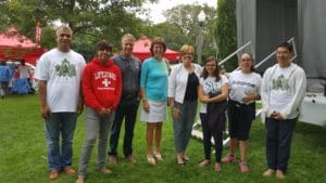 International Yogi Travelers meet The Mayor of Burlington @ Joseph Brant Festival (IMPRESSIONS)