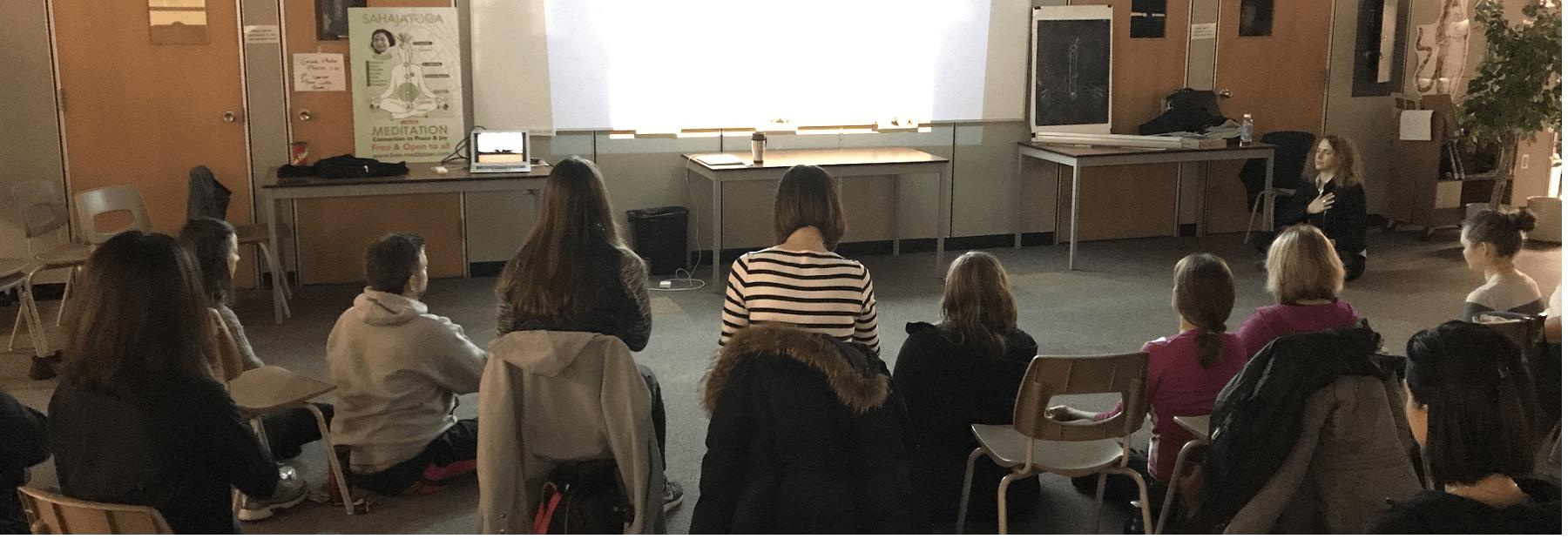 A Teacher's Thank You Letter and Feedback about Sahaja Yoga Meditation Experience