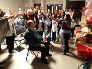 """Read more about the article Feedback and Photos: Feel the Love and Joy at RAIN# 2 Program """"Honour the Cycle of Life"""""""