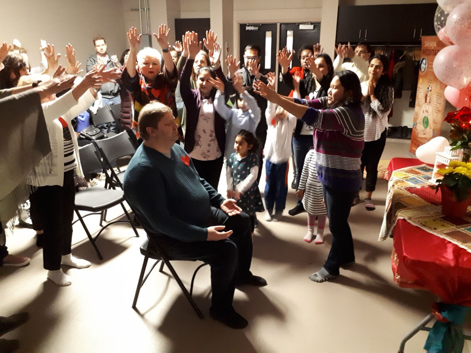 """Feedback and Photos: Feel the Love and Joy at RAIN# 2 Program """"Honour the Cycle of Life"""""""