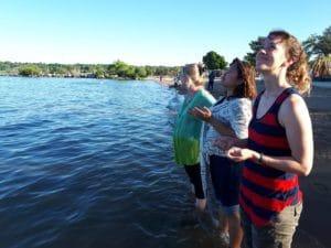 Celebrate and Meditate @ Celebrate Barrie Festival on Saturday June 1 in Centennial Park