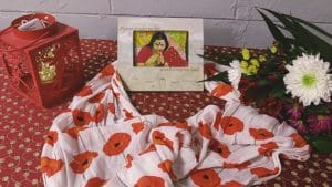 How was Remembrance Day honored in Burlington ?