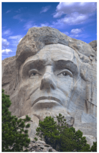 Abraham Lincoln – I used to adore him
