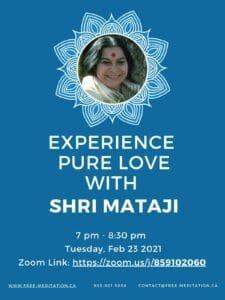 Shri Mataji's Photo