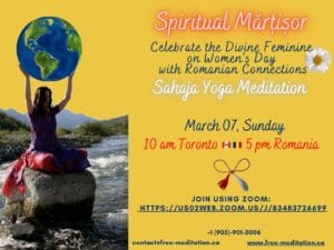 Spiritual Martisor on March 7 – Celebrate the Divine Feminine for Women's Day with Romanian Connections