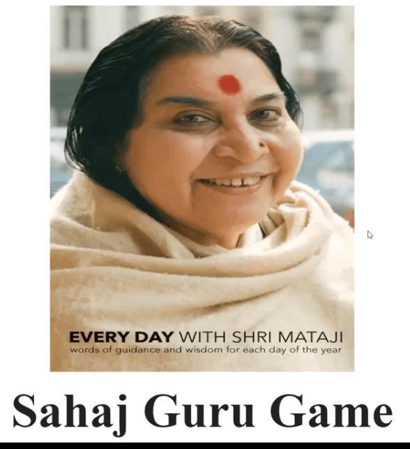 Kartikeya's Video Presentation on Vishuddhi Chakra (Sahaj Guru Game)