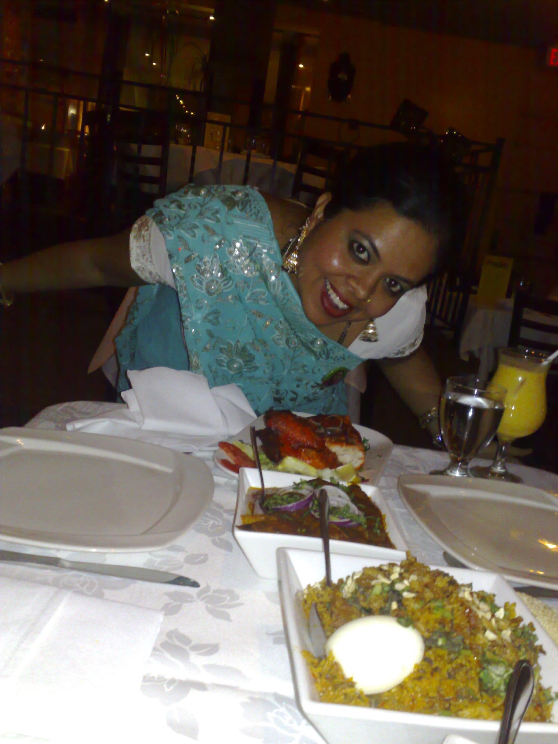Anandita's Delicious Smile!!