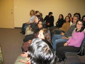 Public interested in Sahaja Yoga Meditation Program at Wellness Centre