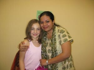 Anandita and Trinity