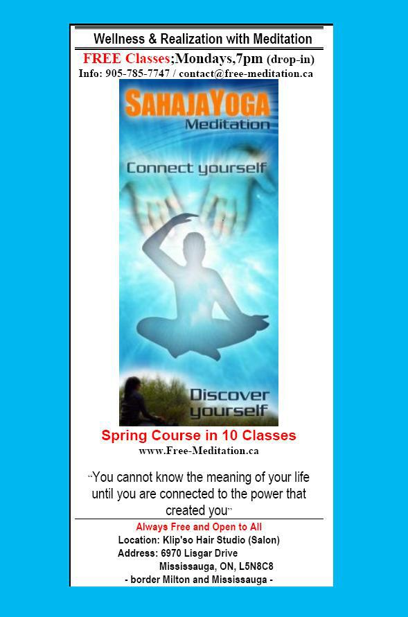March 1st invitation to the opening of miltons 1st sahaja yoga in stopboris Choice Image