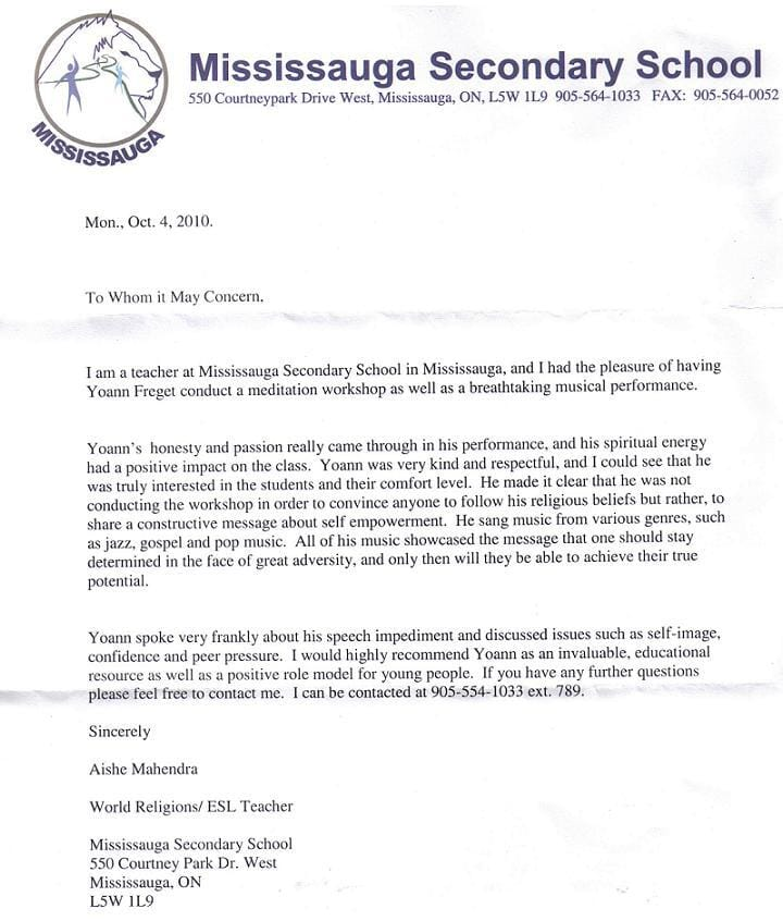 Letter of recommendation to medical school yelomphonecompany letter expocarfo Choice Image