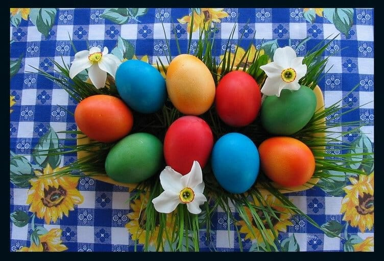 Short video gift on orthodox easter joy of life happy easter or wishing a happy easter to all that celebrate this weekend the orthodox easter the beautiful easter negle Images