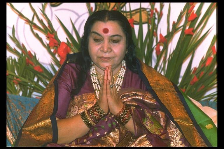 Namaste  - Shri Mataji