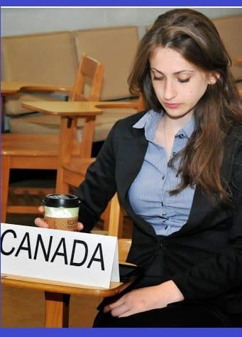 Ana Bianca - Canada - Sahaja Yoga meditation