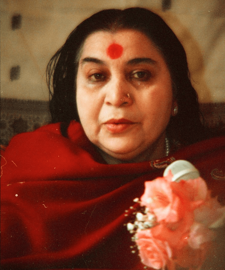 Shri Mataji - for Sonia Article