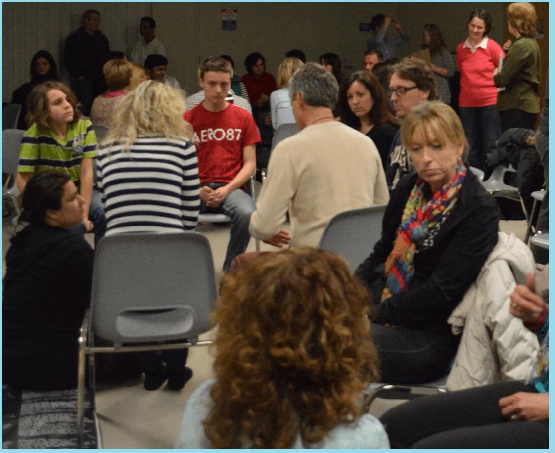 Discussions at Burlington Inner Peace Public program-1