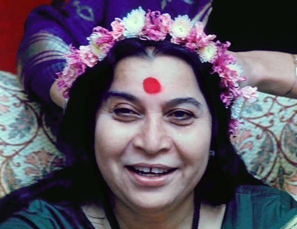 Shri Mataji -First Day of Spring