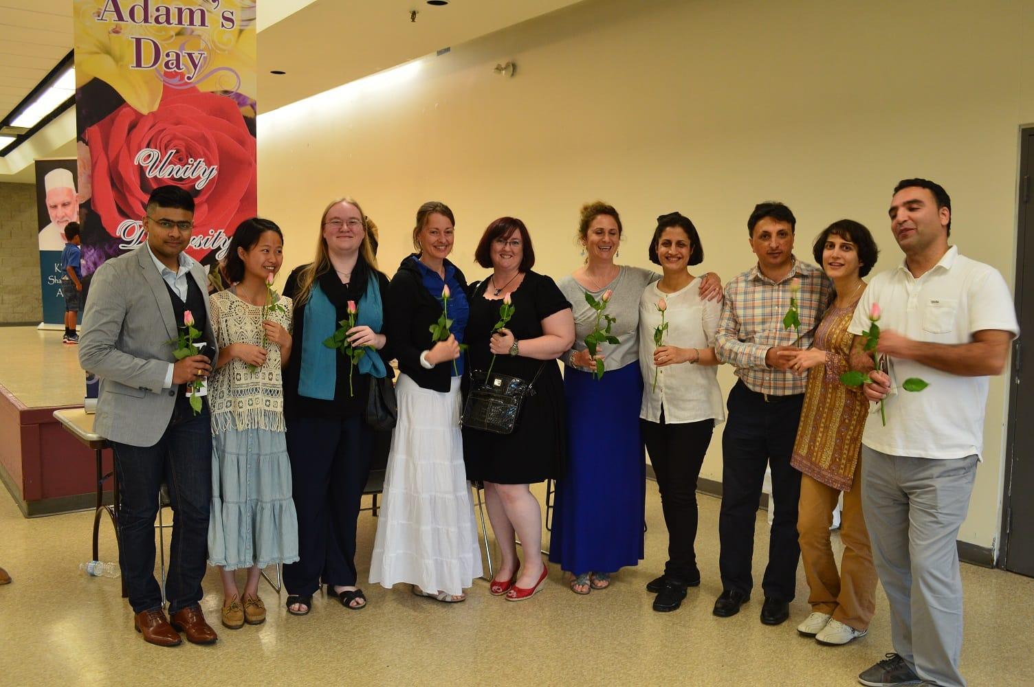 Group Photo - Sahaja Yogis at Adams Day 2014s