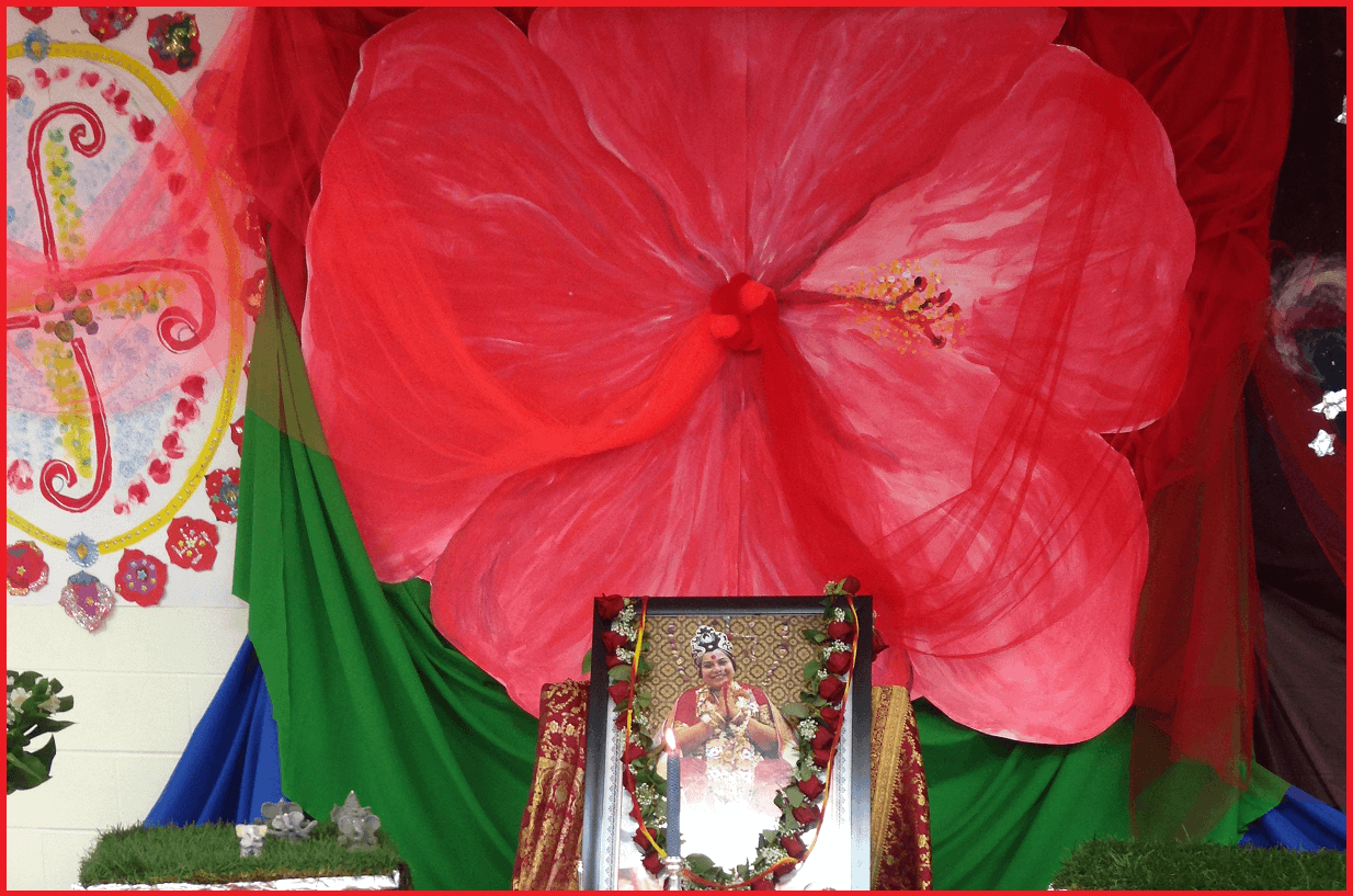 Shri Ganesha Puja hall