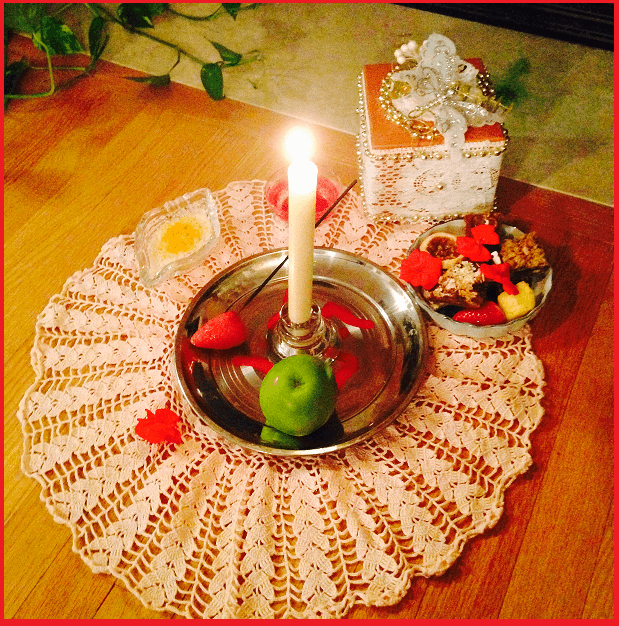 Candle Meditation for New Year 2015