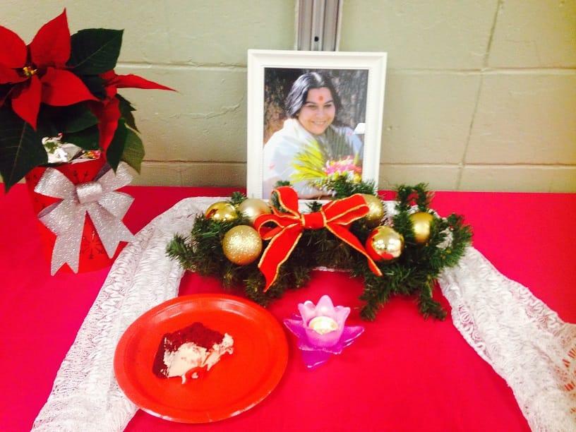 Christmas 2014 at Burlington Class