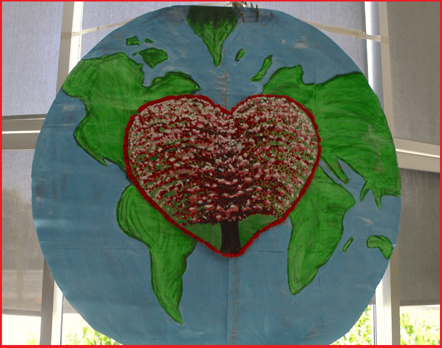 From We to One - Heart by Floriana from Burlington Class