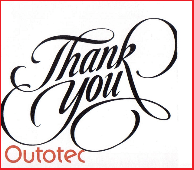 Thank you OUtotec Burlington -Wellness Day 2015