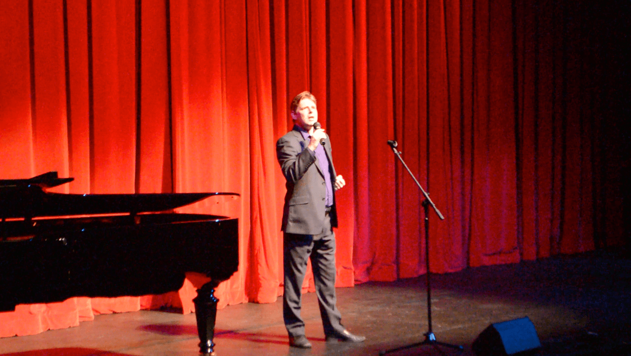 Tim Bruce's Performance on Sunday September 27, 2015 in Burlington at Main Theater - Arts Performing Centre
