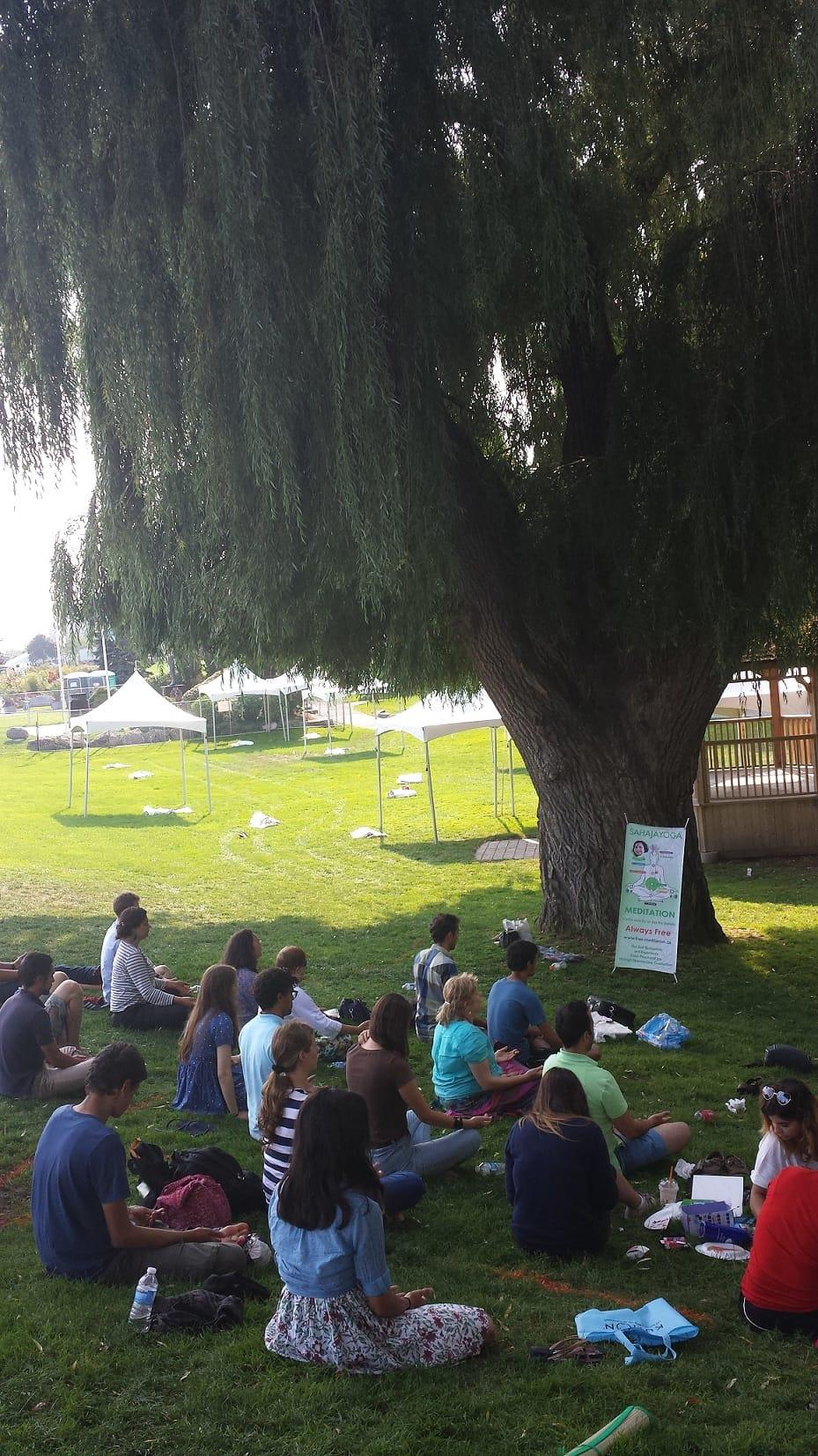 Meditation in burlington - Realize Canada Tour
