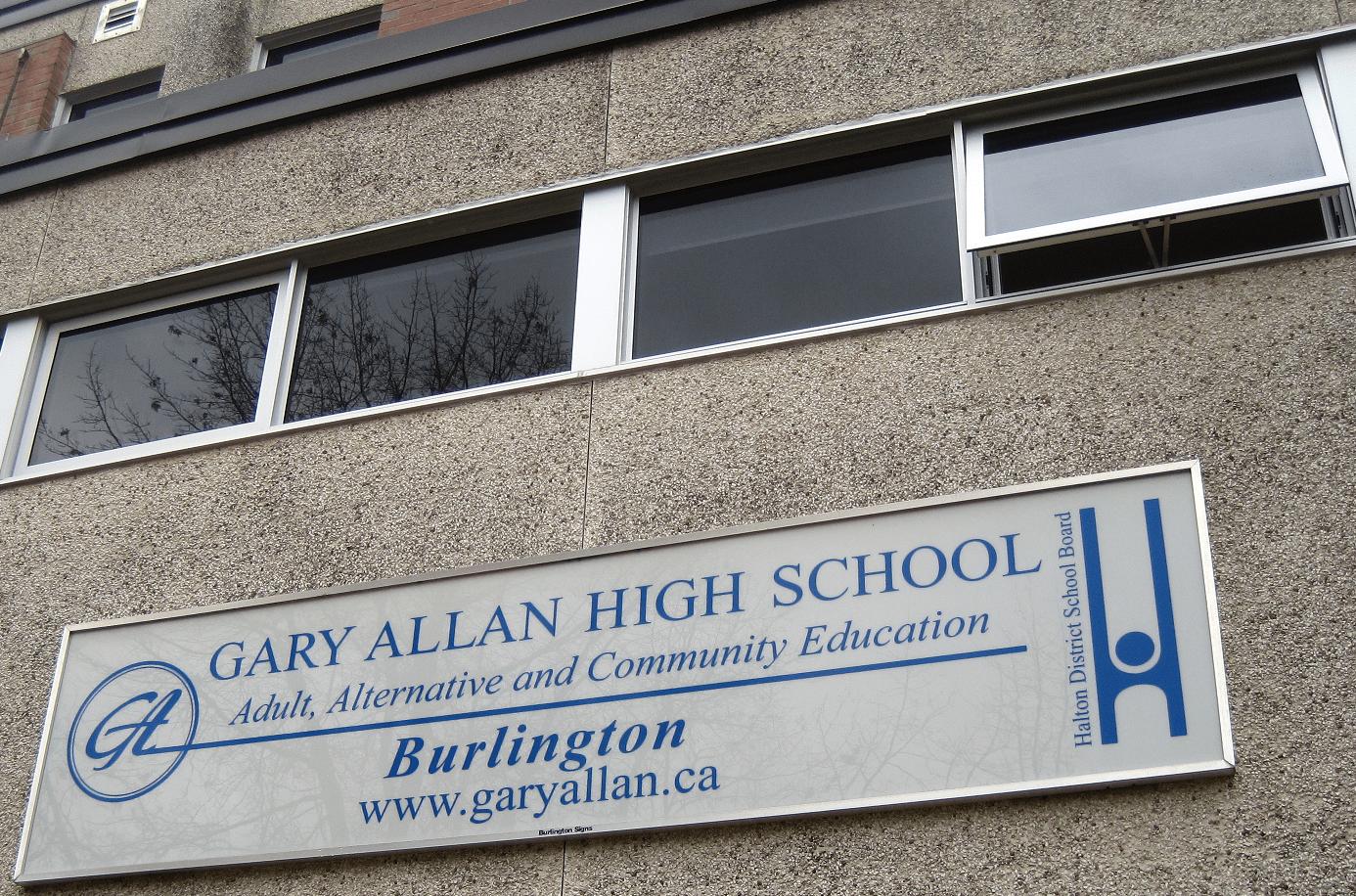 Gary Allan BURLINGTON