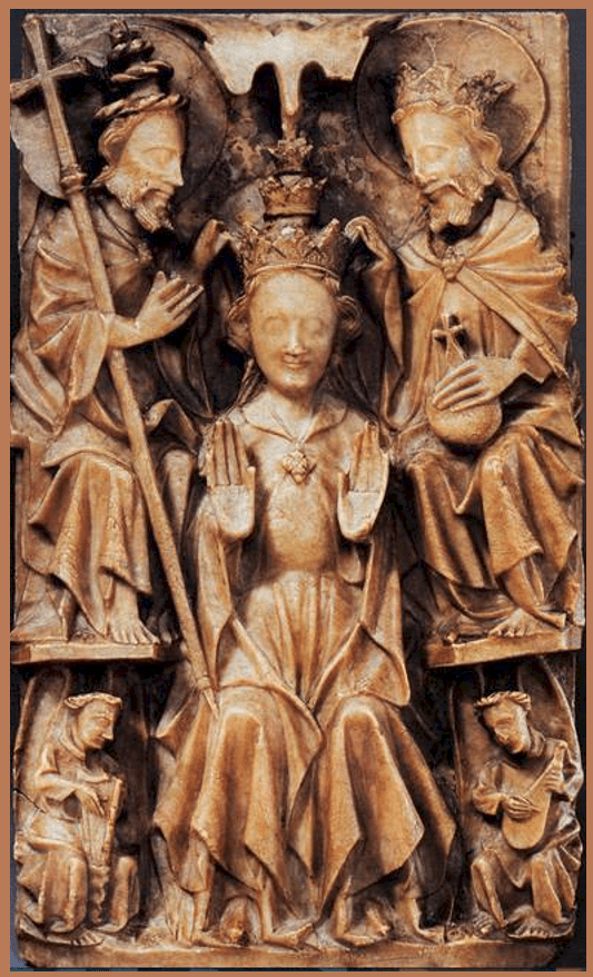 Mother Mary -15th century