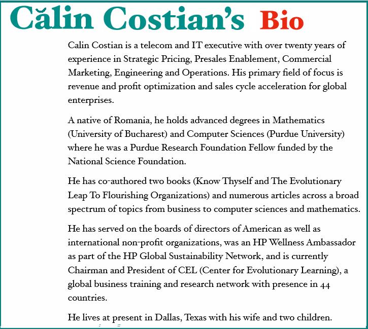 Calin -bio2