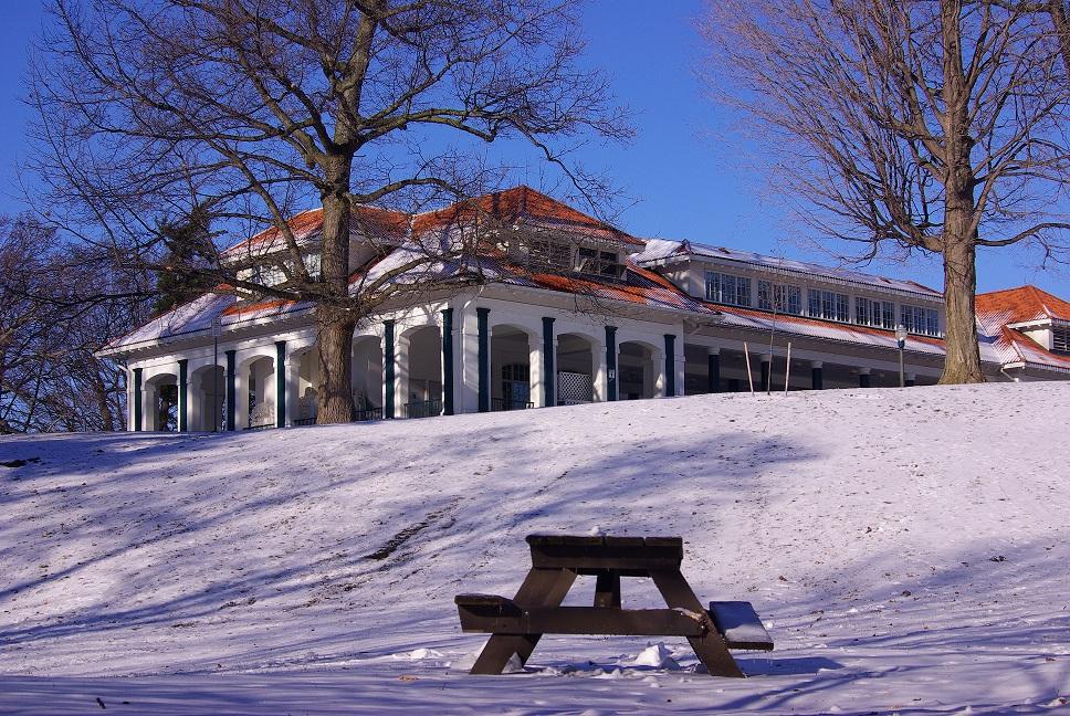 Winter in Burlington - photo by Louise