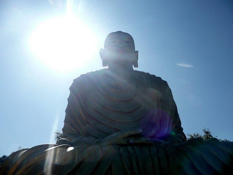 Buddha-Mountains 2 - Marielle