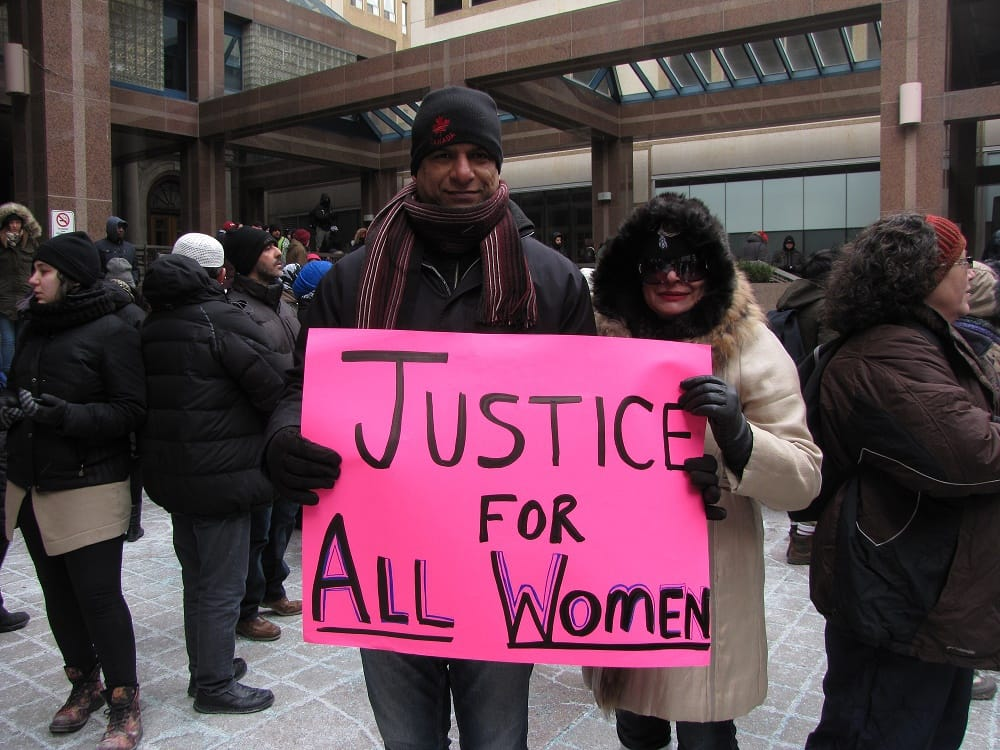 Justice for All Women -Mohinder and Phyllis