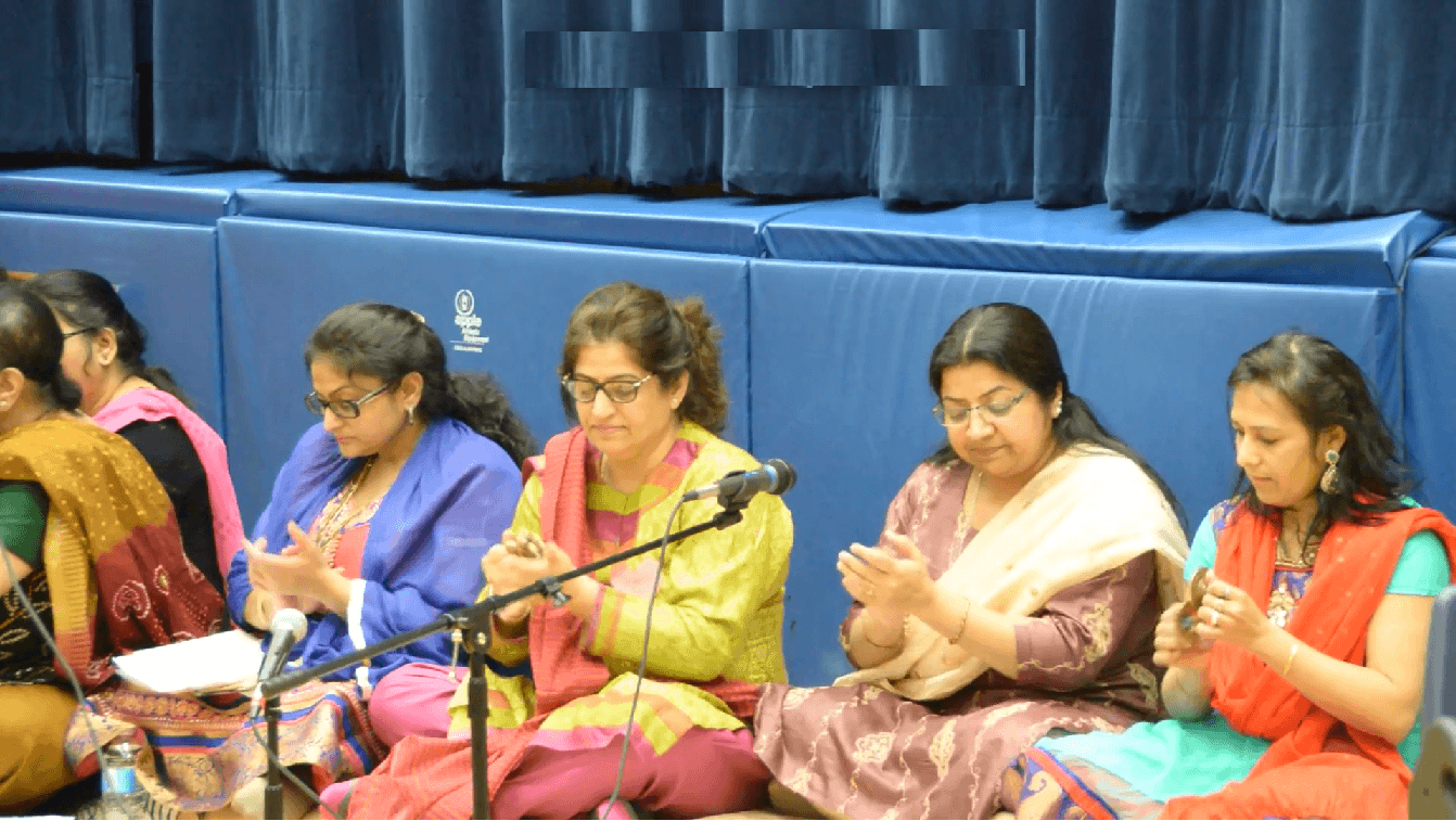 Bhajan group1