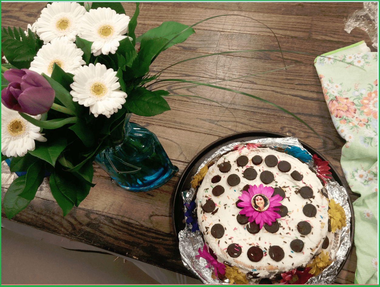 Carmela Paulas Cake