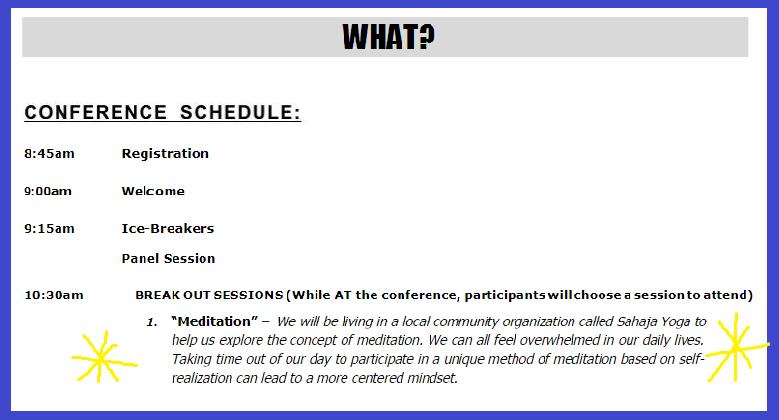 sahaja-yoga-meditation-at-youth-conference-2016