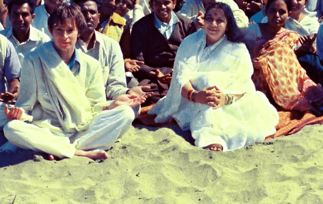 gregoire-in-india-with-shri-mataji